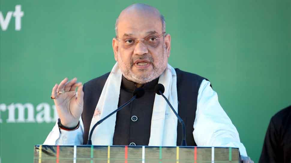 PM Narendra Modi told Donald Trump not to interfere in Kashmir: Amit Shah