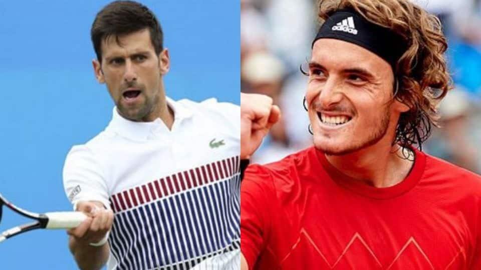 Novak Djokovic stunned by Stefanos Tsitsipas in quarter-finals of Shanghai Masters