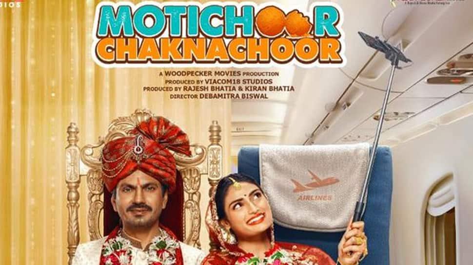 Motichoor Chaknachoor: Nawazuddin Siddiqui-Athiya Shetty starrer's first look poster out