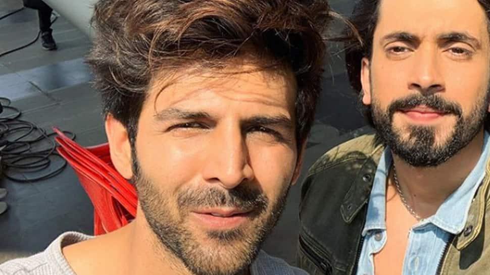 Sunny Singh joins cast of Kartik Aaryan starrer 'Pati Patni Aur Woh'