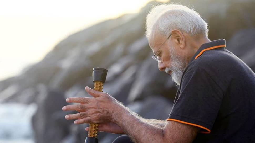 I was carrying acupressure roller during plogging at Chennai beach, reveals Prime Minister Narendra Modi