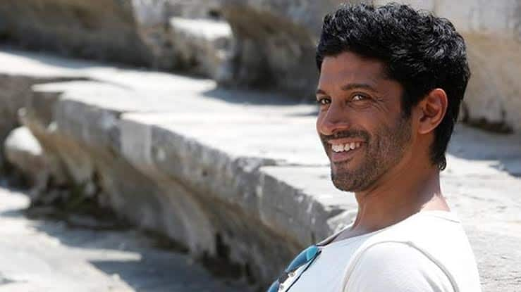 Farhan Akhtar suffers 'boxing injury' while shooting for 'Toofan'