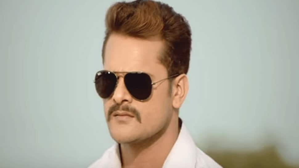 Khesari Lal Yadav's dance video goes viral on the internet - Watch