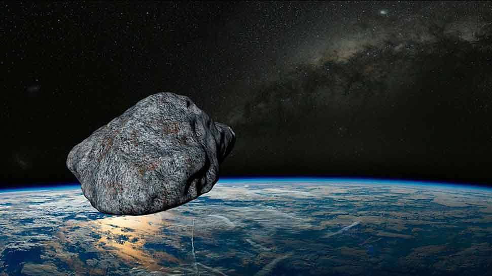 111-foot asteroid to zoom past Earth on Tuesday morning at over 22,000 miles per hour