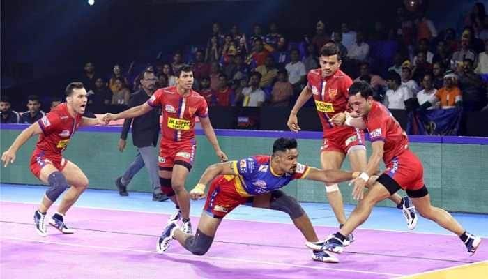 U Mumba, Bengaluru Bulls enter semi-finals in Pro Kabaddi League Season 7