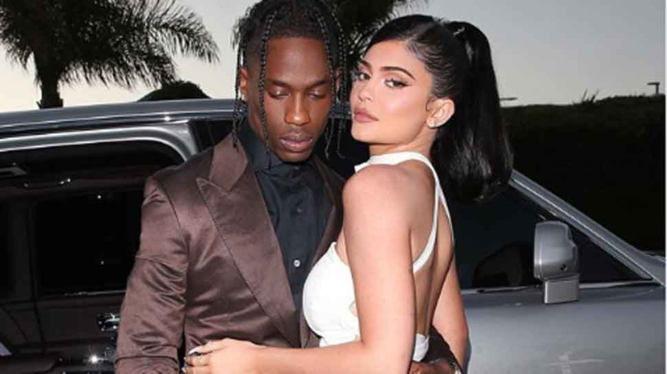 Kylie Jenner, Travis Scott enjoy quality time with daughter Stormi