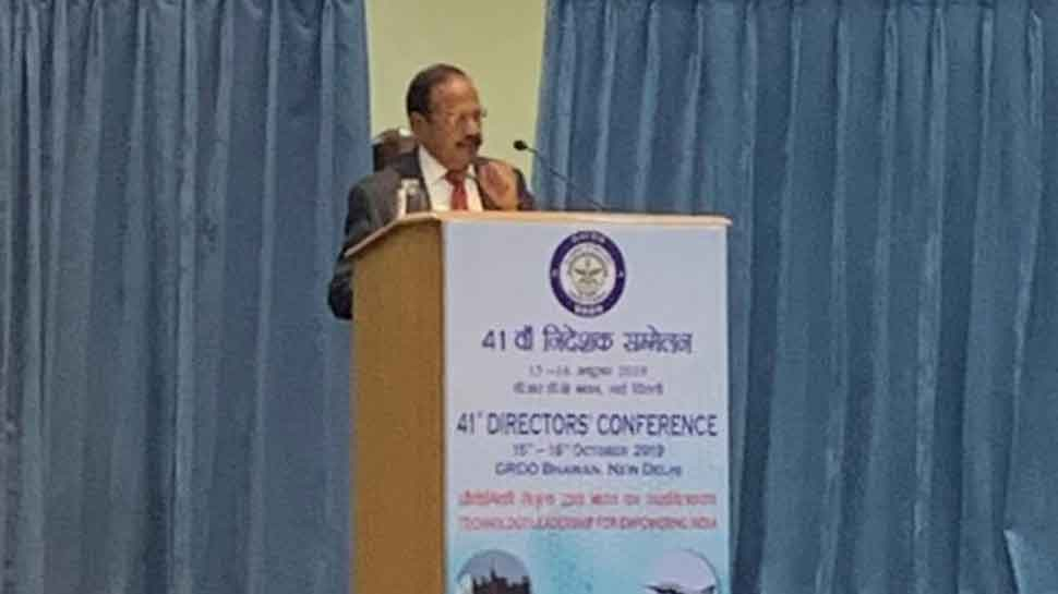 Either you're better than your enemies or you're not there at all, says NSA  Ajit Doval at DRDO meet