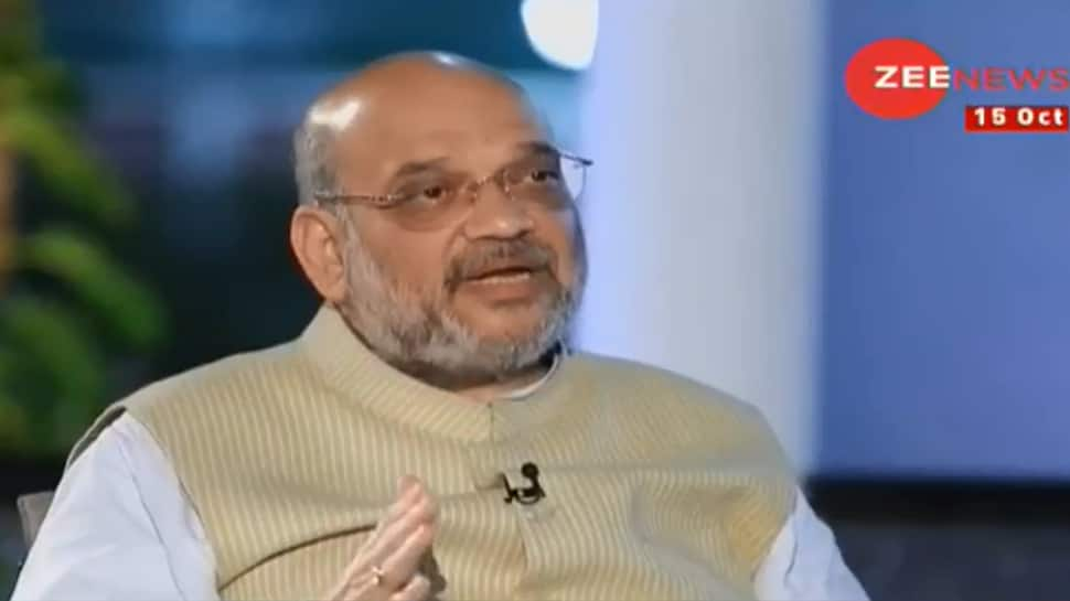 I am inspired by Sardar Patel but I can't match him, says Union Home Minister Amit Shah