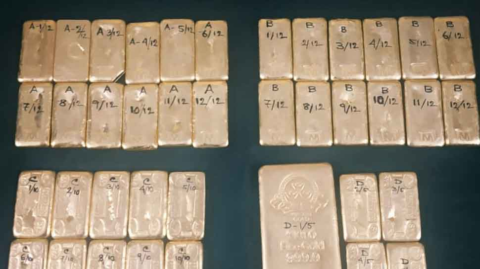 DRI seizes gold worth Rs 4.20 crores in West Bengal, six arrested