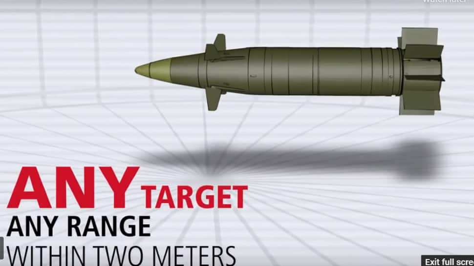 Indian Army inducts US precision-guided Excalibur artillery ammunition