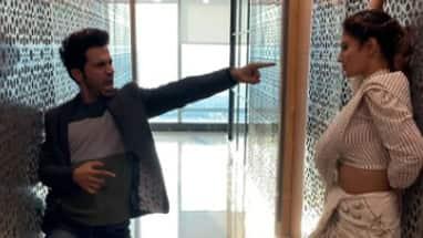 Rajkummar Rao matches steps with Mouni Roy on 'Rukmini Rukmini', dance video goes viral—Watch