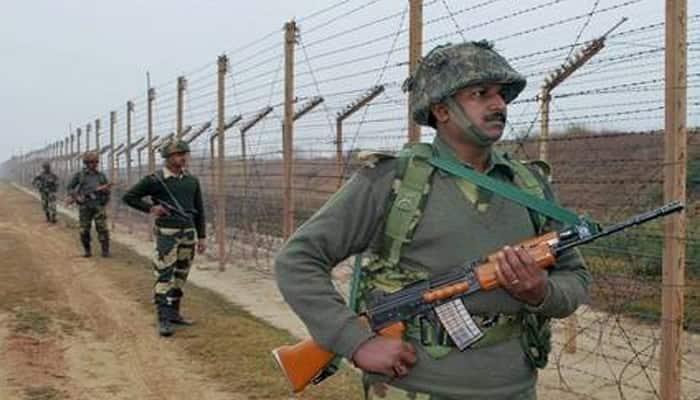 Pakistani intruder shot dead by BSF near Attari border