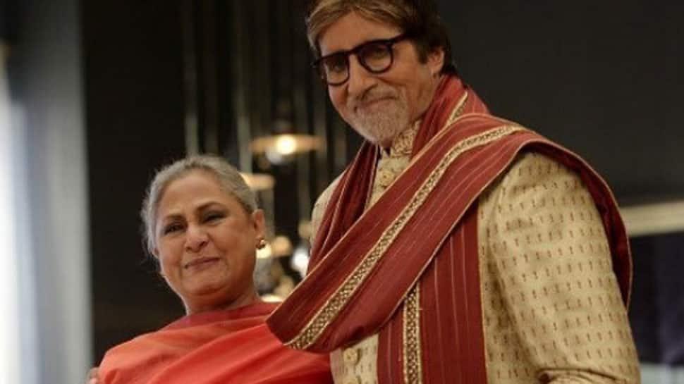 Amitabh Bachchan shares unseen pic of his 'better half' Jaya Bachchan on Karwa Chauth