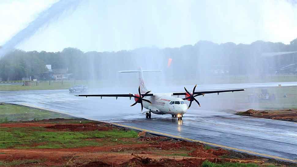 Maiden flight between Chennai and Jaffna inaugurates new Sri Lanka airport