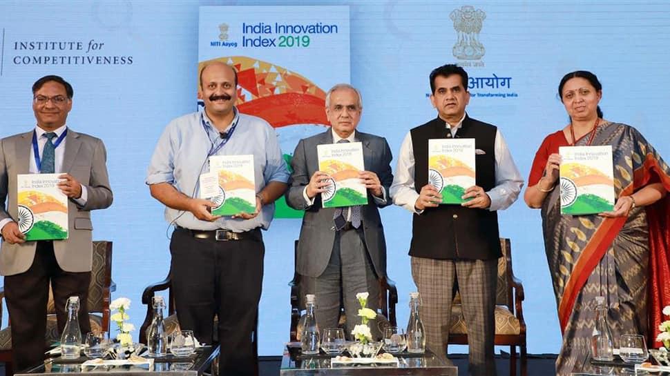Karnataka tops NITI Aayog's first-ever India Innovation Index 2019