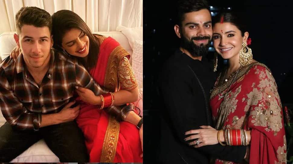 Karwa Chauth 2019: Here's how Priyanka Chopra, Anushka Sharma, Bipasha Basu and others celebrated the festival