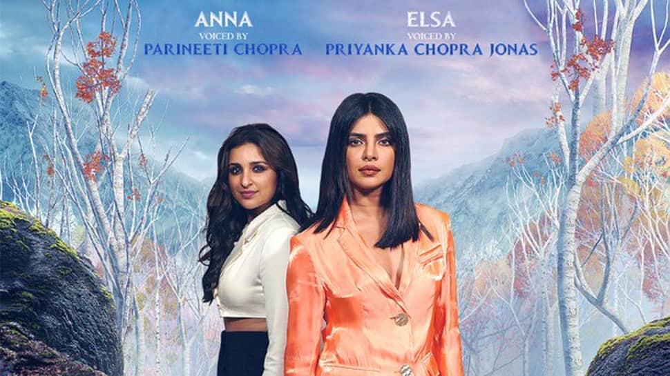 Priyanka Chopra, Parineeti Chopra to voice Elsa and Anna in 'Frozen 2'