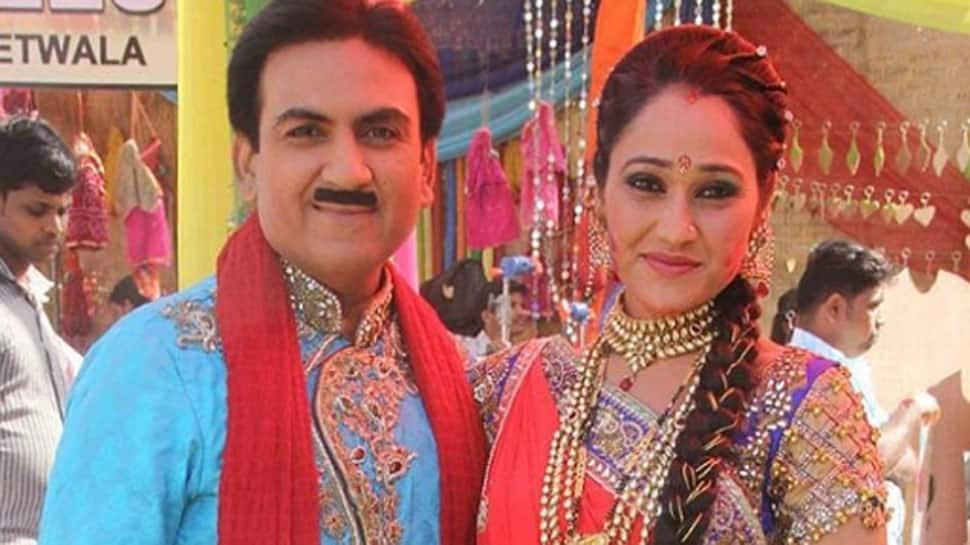 Disha Vakani as Dayaben makes a comeback on 'Taarak Mehta Ka Ooltah Chashmah', first pics go viral—See inside