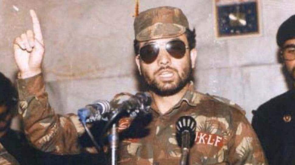 JKLF terrorist Javed Mir arrested for assassinating 4 IAF officers in 1990