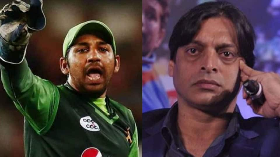 Sarfaraz Ahmed will not find place in Pakistan team: Shoaib Akhtar