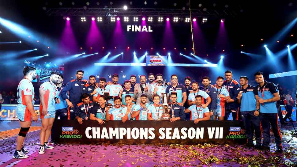 PKL 7: Bengal Warriors emerge winners after defeating Dabang Delhi in final