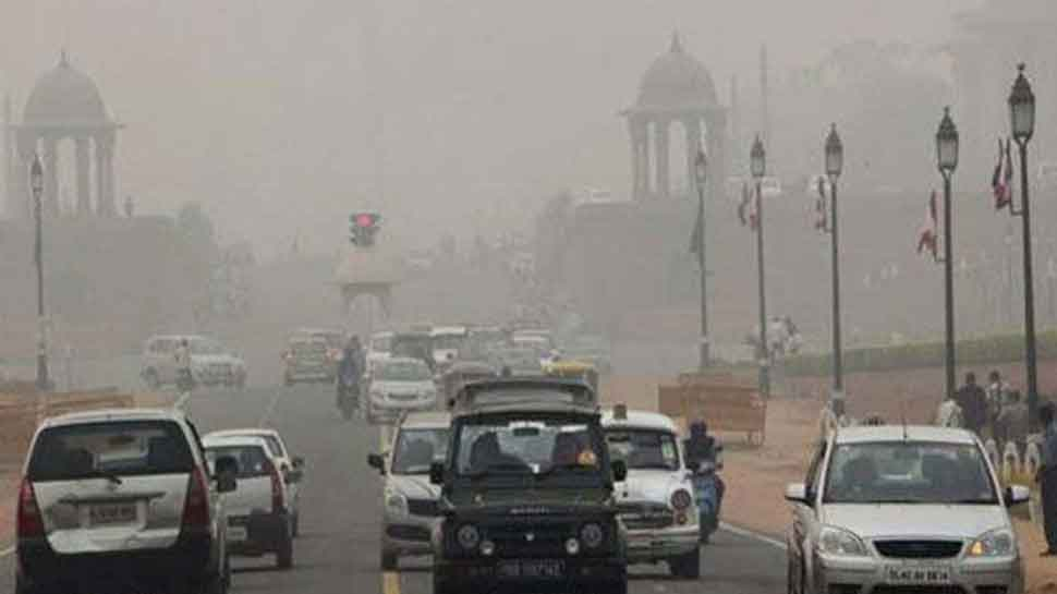 Delhi's overall air quality improves to 'moderate' category