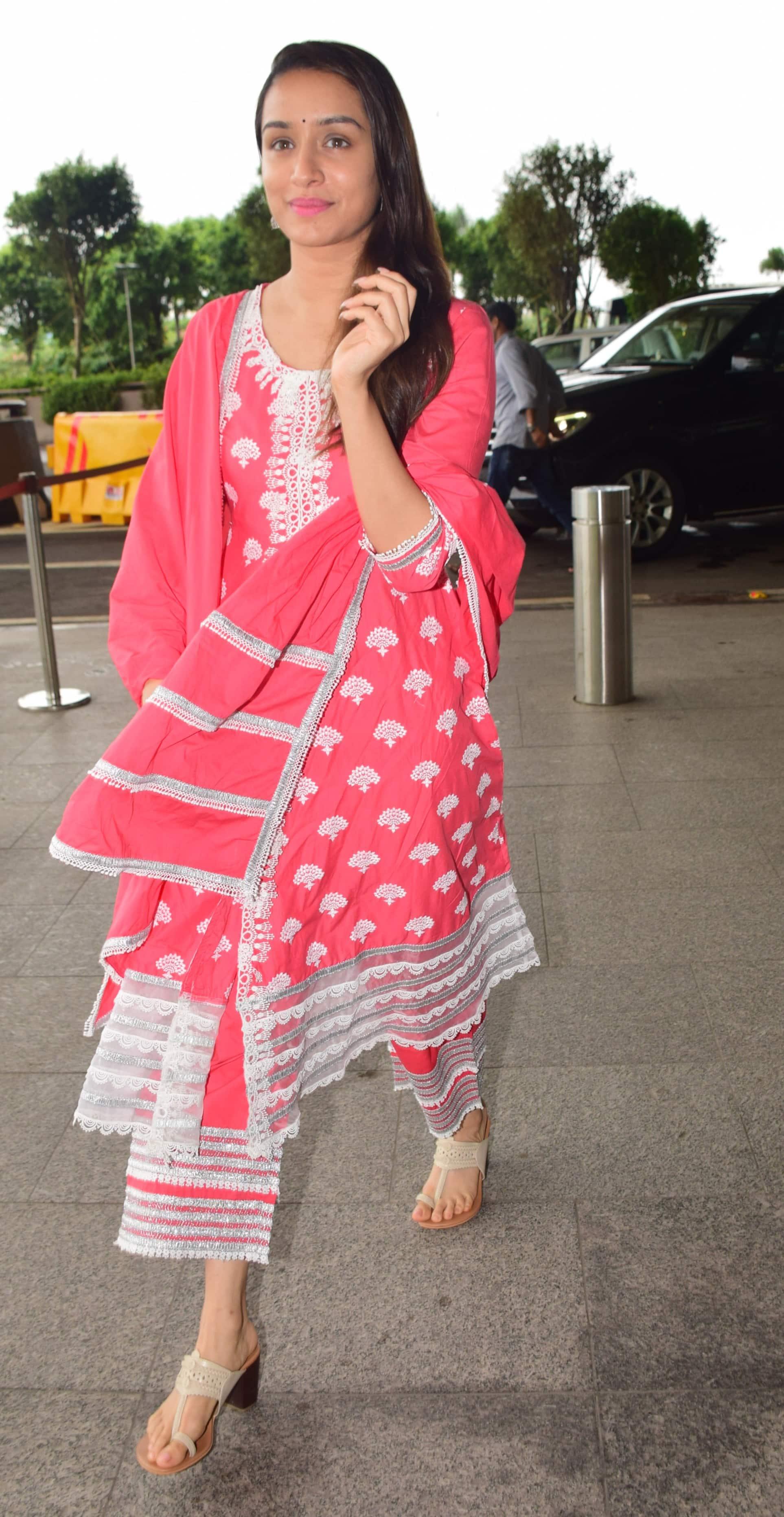 Shraddha Kapoor in ethnic wear