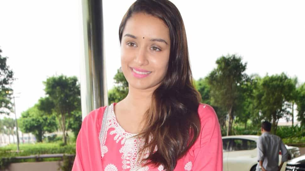 Shraddha Kapoor is all smiles