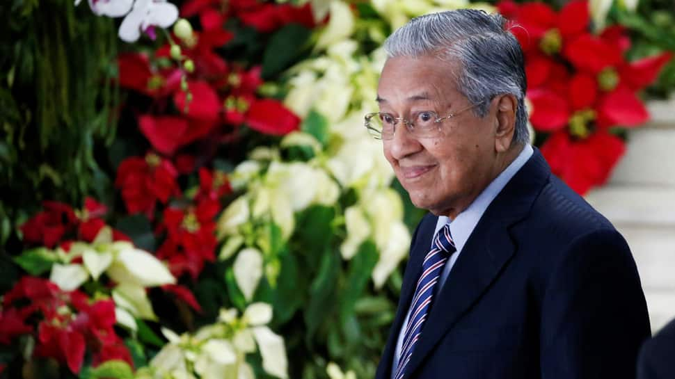 Malaysian PM Mahathir Mohamad warns of possible trade sanctions on nation