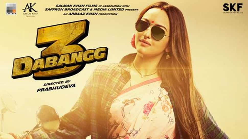 Salman Khan reintroduces Sonakshi Sinha aka Rajjo from 'Dabangg 3' in new motion poster