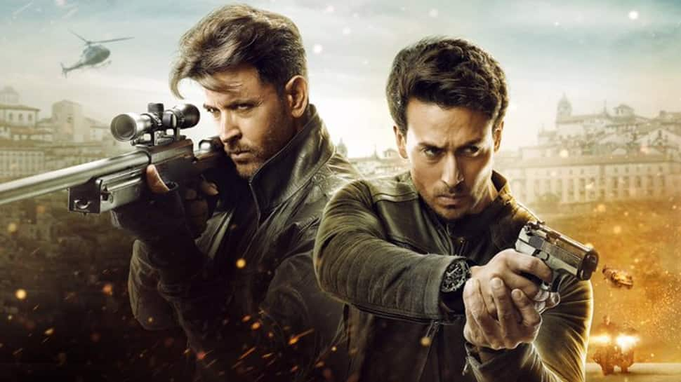 Hrithik Roshan-Tiger Shroff's 'War' sets Overseas Box Office on fire