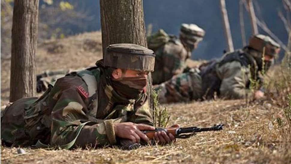Pakistan resorts to ceasefire violation along LoC in J&K's Poonch, injures 2 civilians