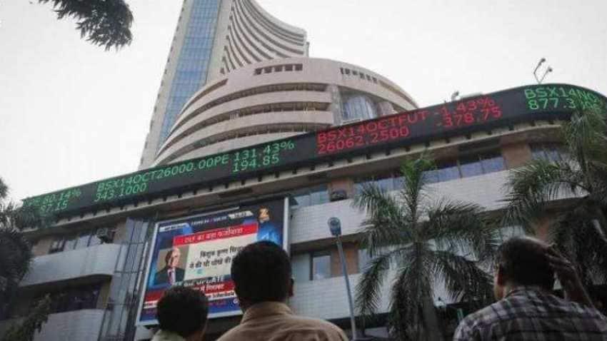 Sensex loses 334 points, Nifty 73 as IT, tech, telecom stocks bleed