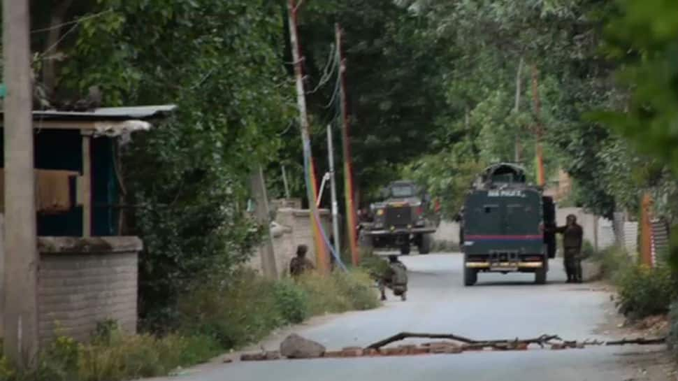 Encounter breaks out between security forces, terrorists in Jammu and Kashmir's Tral
