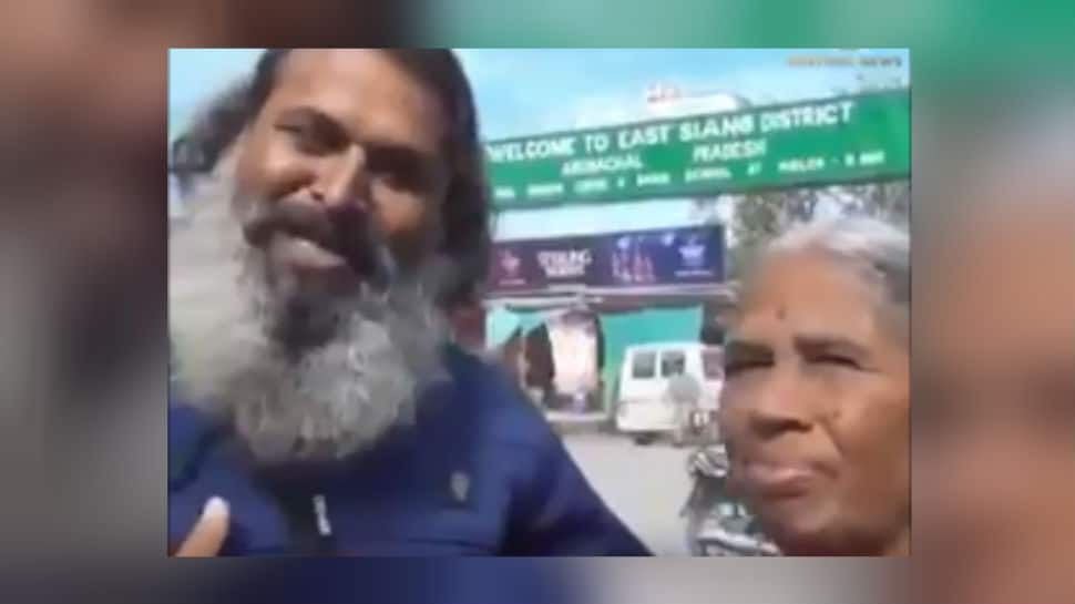 Man takes 70-year-old mother on pilgrimage on scooter, their 'beautiful' story wins the internet