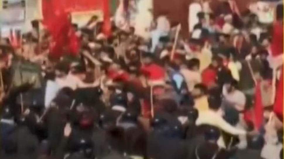 Anti-Pakistan protests continue in PoK, emergency imposed in Muzaffarabad
