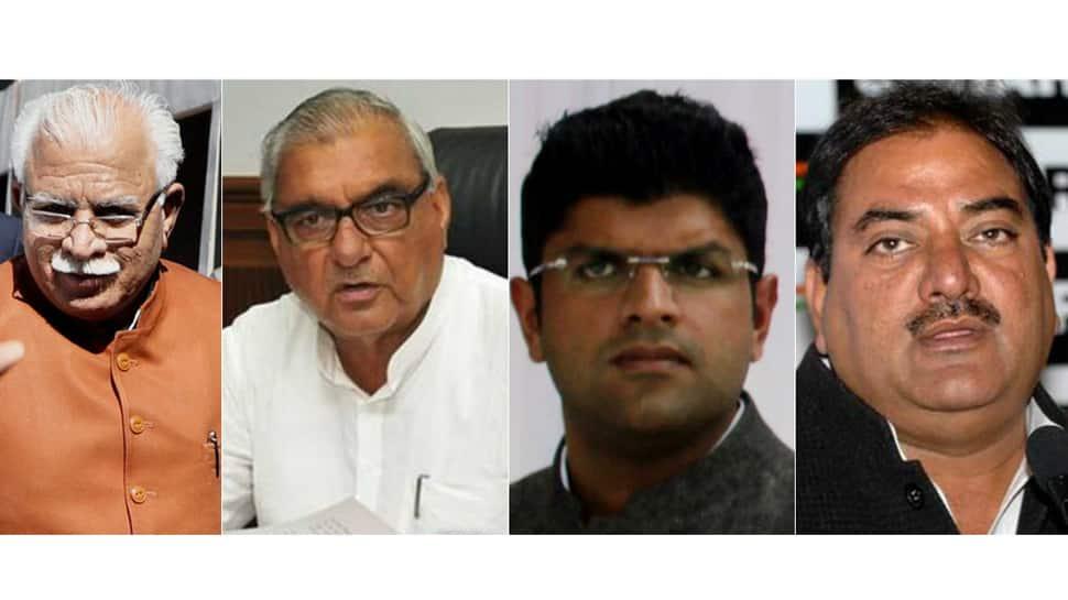 Stage set for Haryana Assembly election results, it's BJP vs Congress vs JJP vs INLD