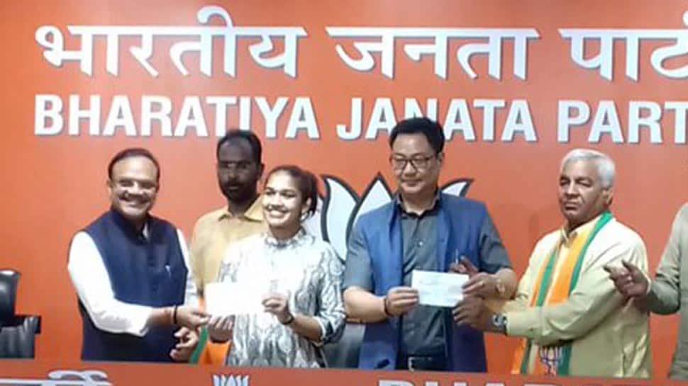 Haryana polls: Babita Phogat confident of winning Dadri seat