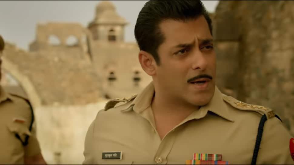 Salman Khan's 'Dabangg 3' trailer trends on YouTube, proves fans love Chulbul Pandey—Watch