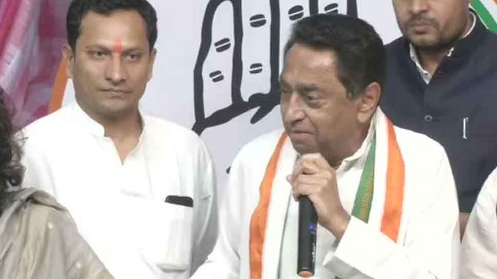 BJP will now have to look for 'jugad' to form government in Haryana: MP CM Kamal Nath