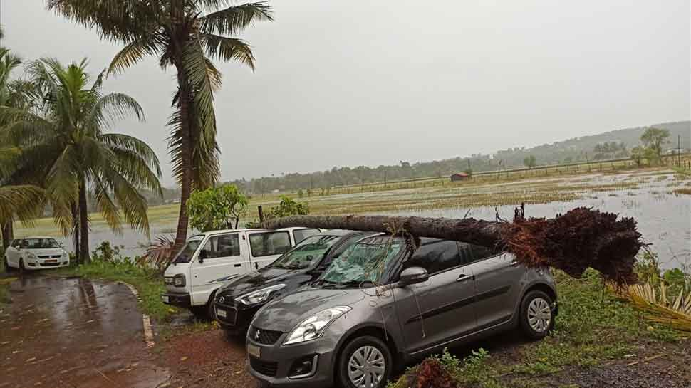 Goa issues red alert over heavy rains; all exams cancelled by state university
