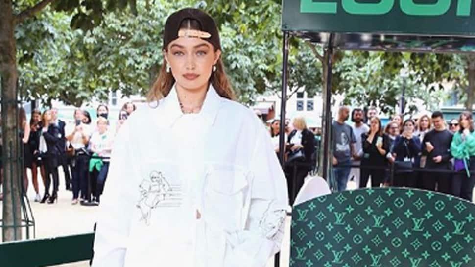 Gigi Hadid designs for Reebok again