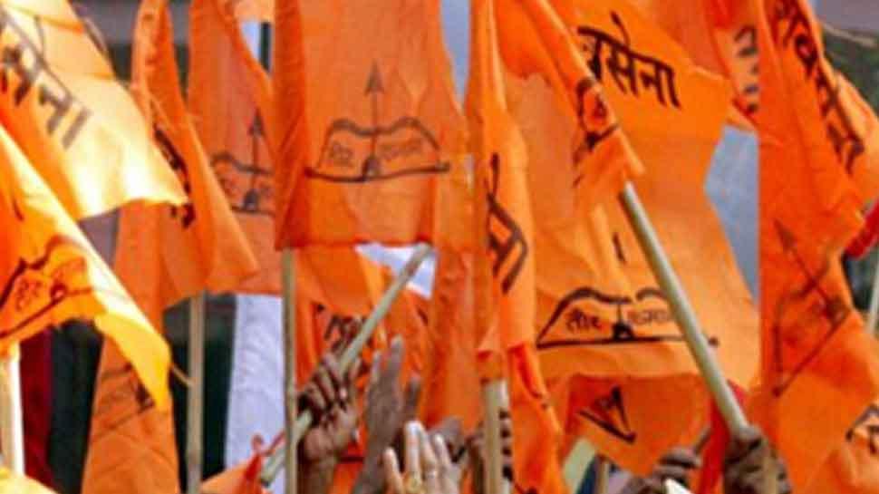 Shiv Sena leader tweets cartoon with election symbols, takes dig at BJP