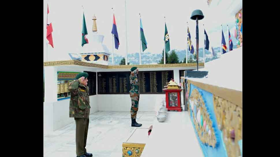 Eastern Army commander visits Arunachal Pradesh's Tawang to review border security