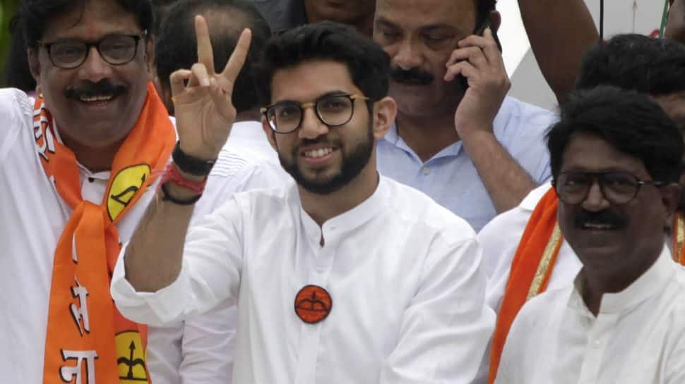 'Young soch wins': Posters celebrating Aditya Thackeray's electoral victory take over Mumbai