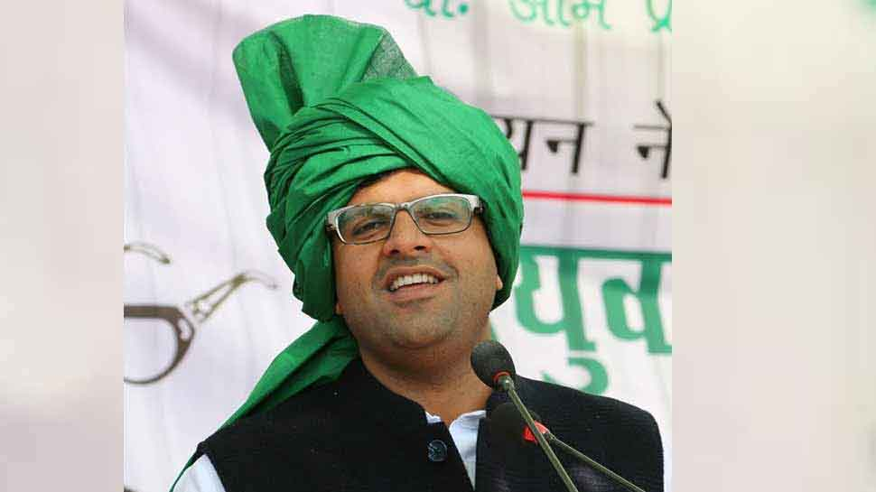 Dushyant Chautala's party 'was and will always be BJP's B team', says Congress