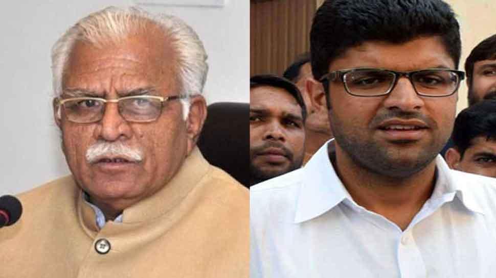 Manohar Lal Khattar to take oath as Haryana CM on Sunday, Dushyant Chautala as deputy CM