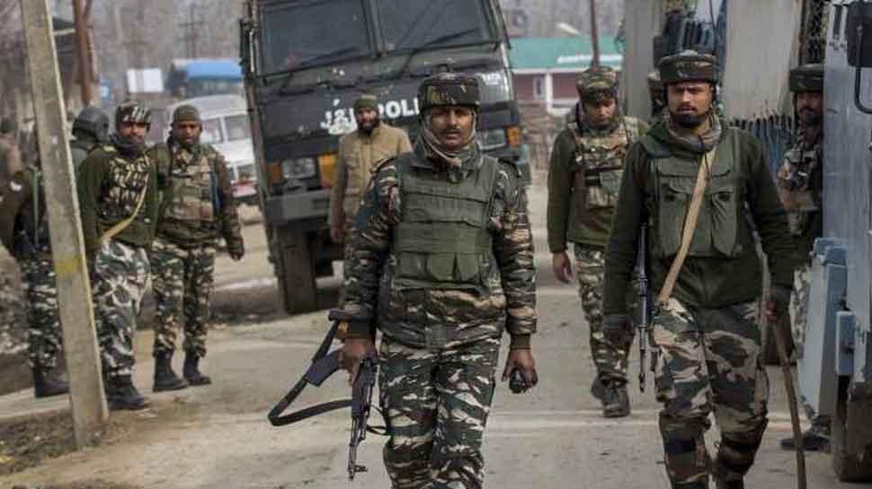 6 jawans injured after terrorists hurl grenade, open fire at CRPF team in Srinagar