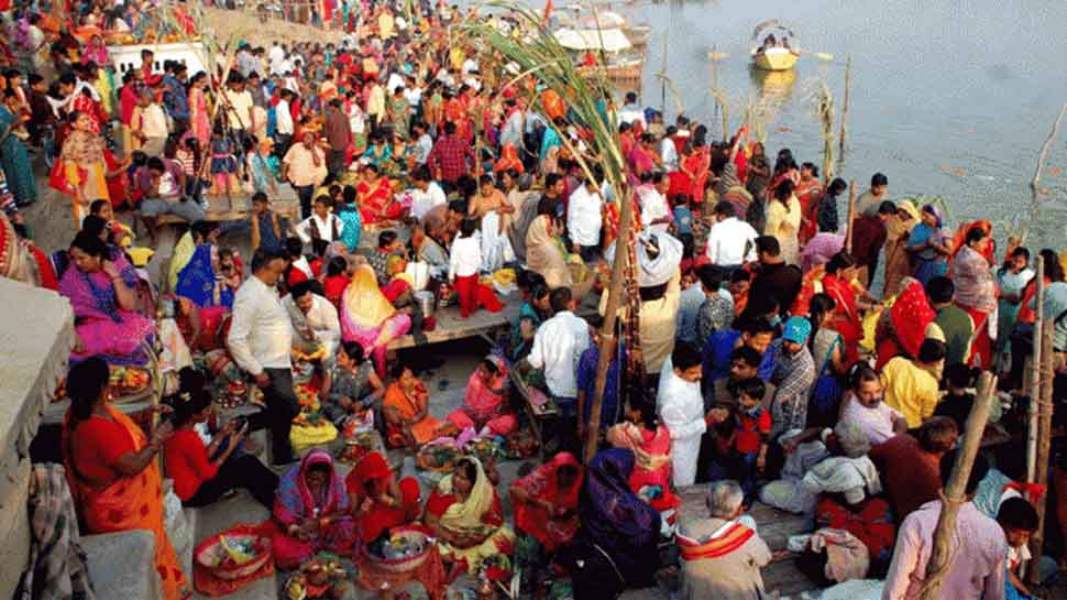 'Chhath Puja Patna' mobile app launched, people can now navigate ghats