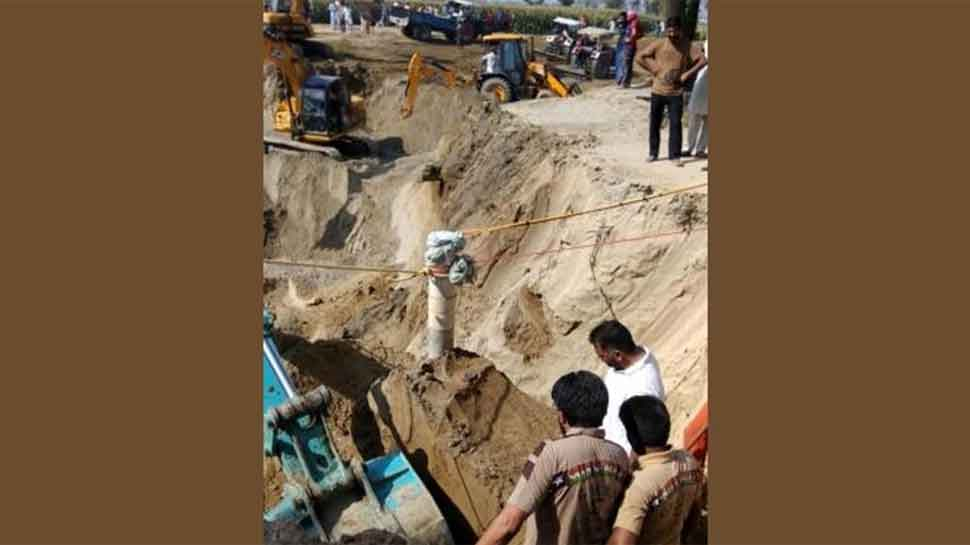 2-year-old Sujith Wilson fell into a 25-feet deep borewell, rescue operations underway